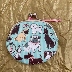 Fluff brand coin purse
